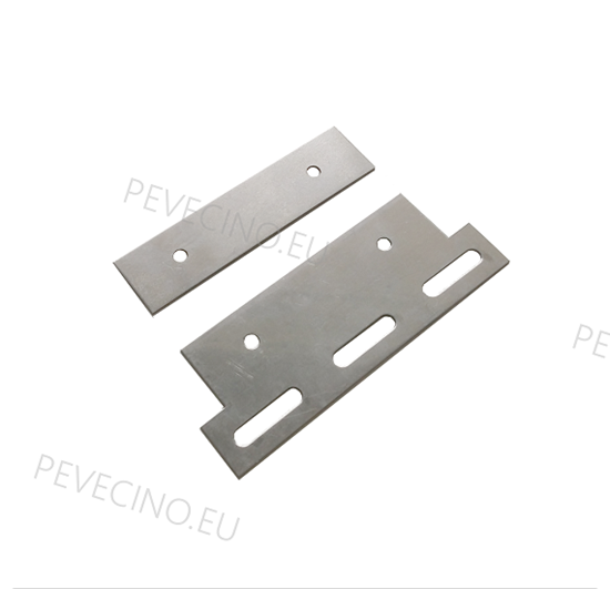 Picture of Stainless-steel plate 100mm