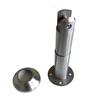 Nerūdijančio plieno kojelė WC kabinoms su nuimta apsauga (16-18mm MDP)