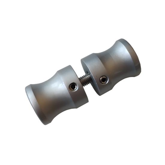 Aliuminio rankenėlė tualeto durims RG-682